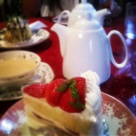 CAFE&CAKES Hampton Court: デザート♪