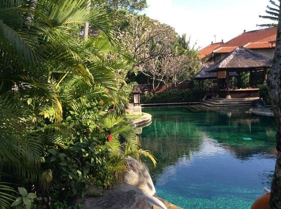 The Royal Beach Seminyak Bali - MGallery Collection: garden pool
