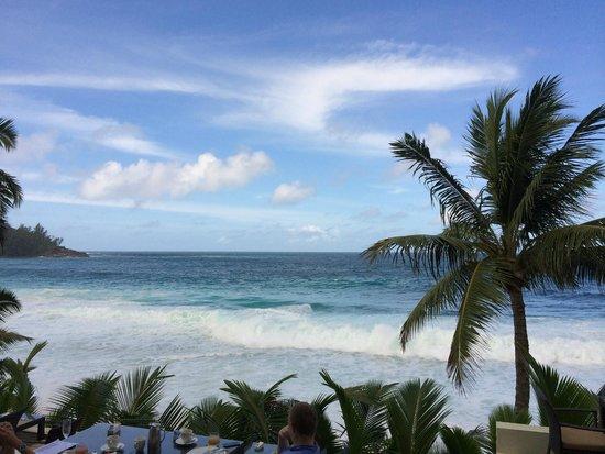 Banyan Tree Seychelles : Plage