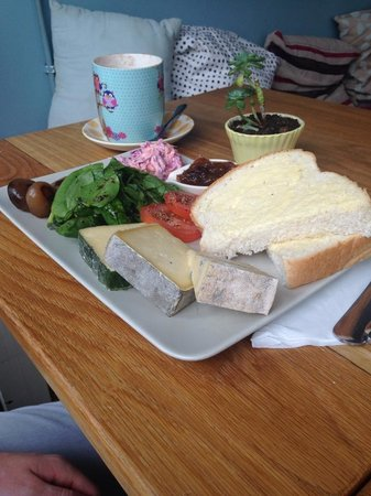 Delicious: Ploughmans Board