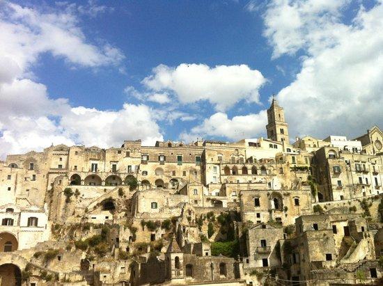 Fra i Sassi Residence: geweldig uitzicht vanuit je kamer en terras