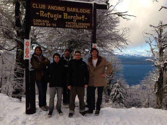 Aldea Andina: Refugio Berghof