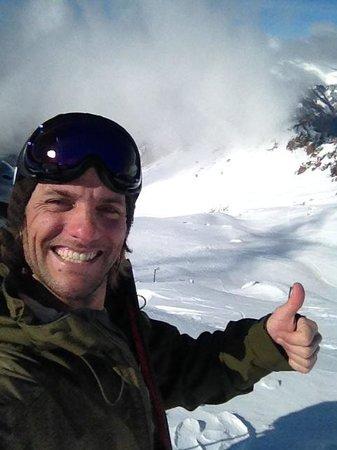 Aldea Andina: Ski en el cerro catedral