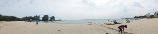 The Grand Beach Resort: Panaromic sea view