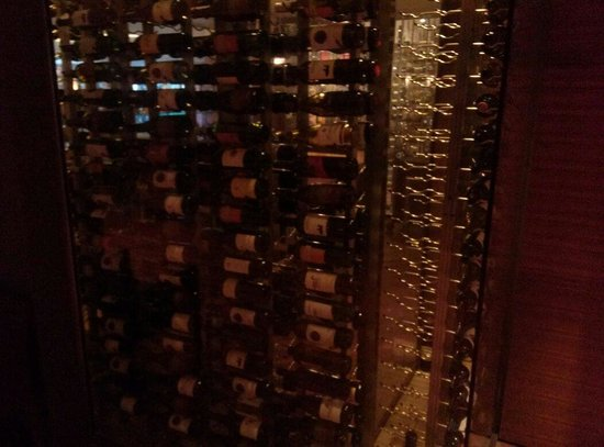 Hyatt Regency Monterey Hotel and Spa on Del Monte Golf Course : Wine assortment