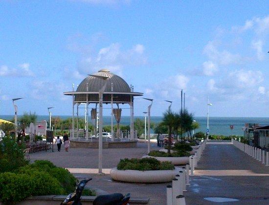 Hotel Florida Biarritz: PLACE