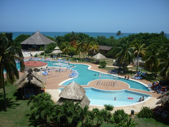 Hotel Tuxpan Varadero: View from our room