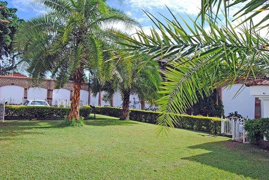 Villa Leone: Play area