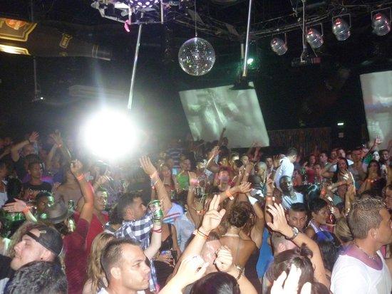 Hotel Tuxpan Varadero: Disco La Bamba