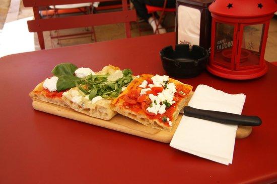 Sini : Pizza al taglio