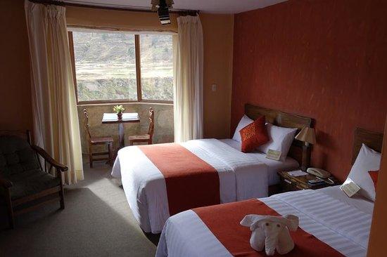 Eco Inn Colca: Blick ins Zimmer