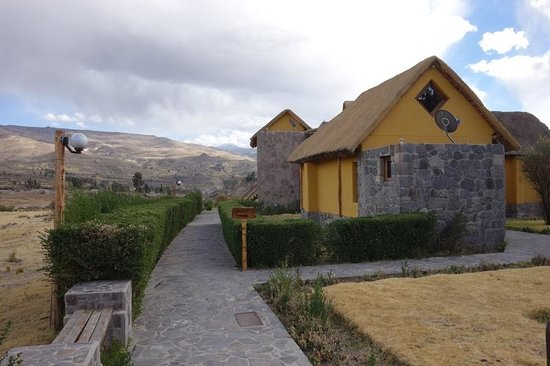 Eco Inn Colca: Blick auf das Hotel