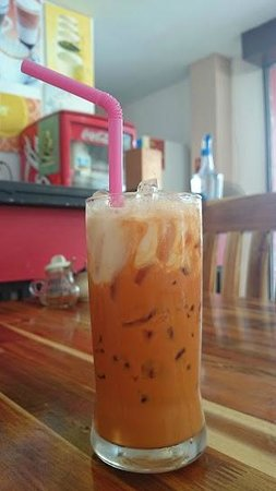 Number 1 Restaurant: Thai Tea