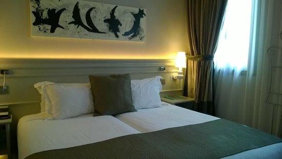 Hotel Preciados: Twin Bed