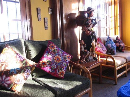Don Bosco Hotel: Recepção do hotel