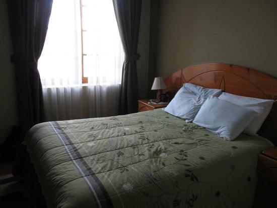 Don Bosco Hotel: Quarto