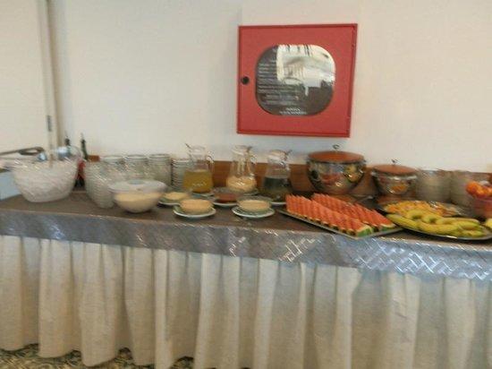 Hotel Albatros: buffet dessert