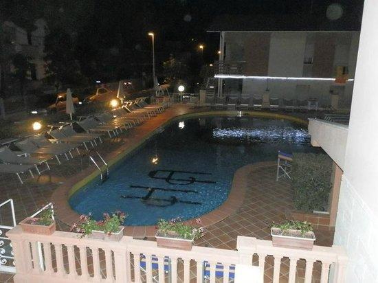 Hotel Albatros: piscine