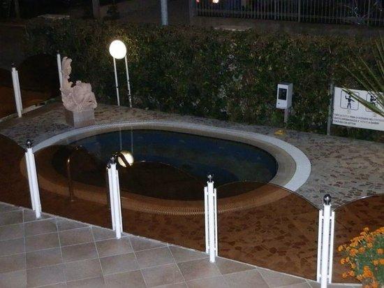 Hotel Albatros: jacuzzi