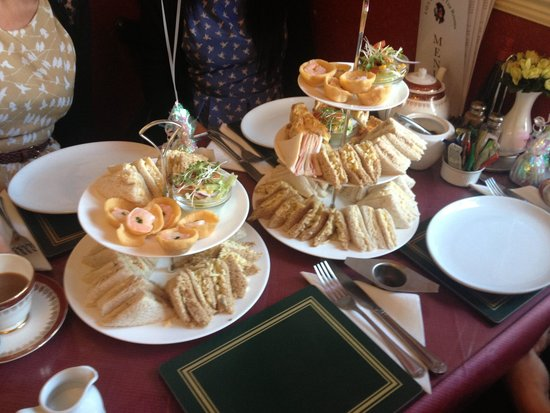 Lily's Victorian Tearooms & Restaurant: Traditional Afternoon Tea