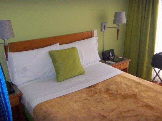 Hotel Egina Bogota: La habitación en la que me alojé