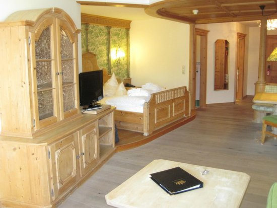 Leading Family Hotel & Resort Alpenrose: chambre (suite Pinocchio)
