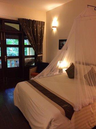 Pavillon d'Orient Boutique-Hotel: комната