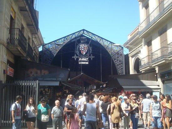 Frutas super saudáveis - Picture of St. Josep La Boqueria, Barcelona - TripAd...