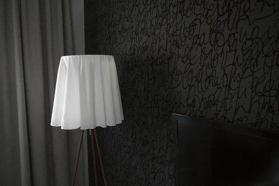La Monnaie Art & Spa Hotel : Detailaufnahme aus einem Zimmer