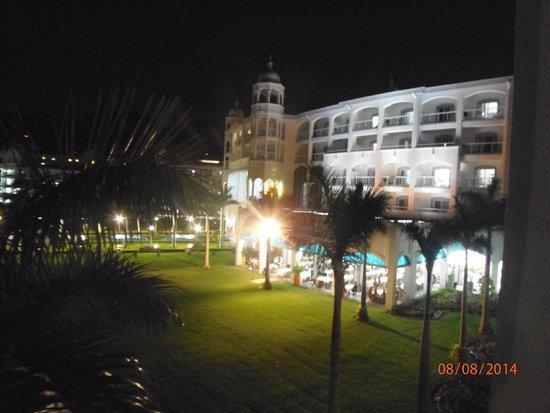 Hotel Riu Palace Costa Rica: hermosa vista desde el balcon