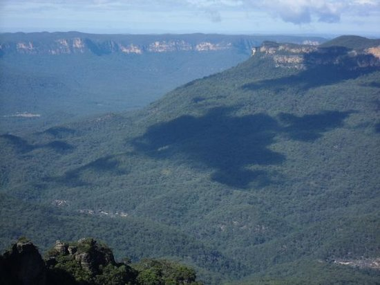 The Three Sisters: Grand Canyon of OZ