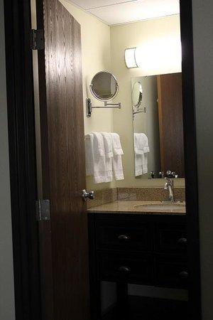 Nichols Inn of Hastings: bathroom