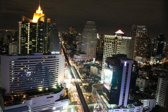 L'Appart - Sofitel Bangkok Sukhumvit: Our view of Bangkok