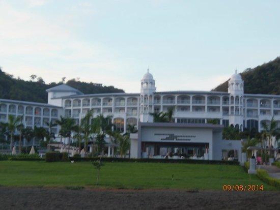 Hotel Riu Palace Costa Rica: vista del balcon