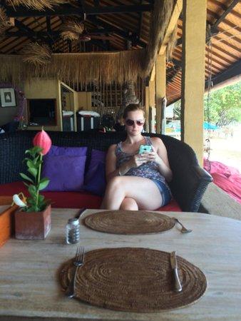 Jimbaran Beach Club (JBC): Inside
