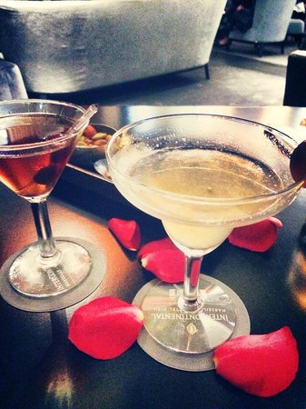 InterContinental Marseille - Hotel Dieu : drinks
