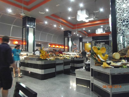 Hotel Riu Palace Costa Rica: salon arenal