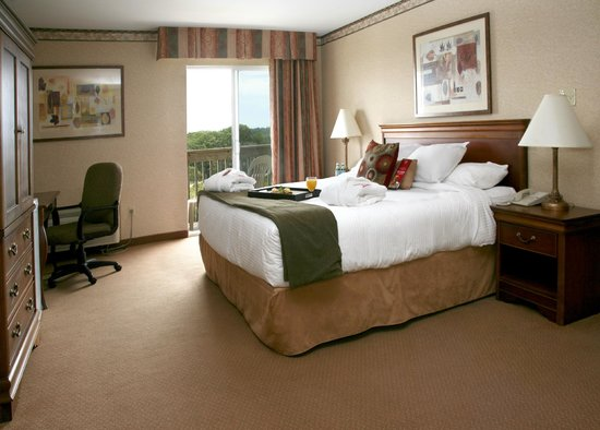 Western Shore, Kanada: King room