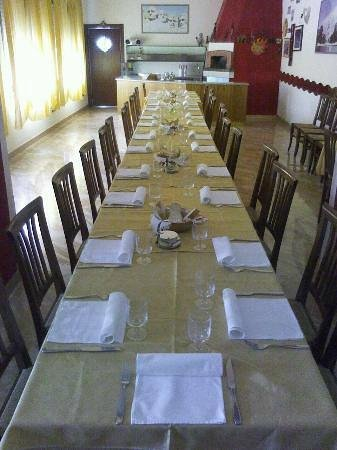 Pontelongo, Italy: pranzo