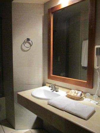 Andina Luxury: Banheiro