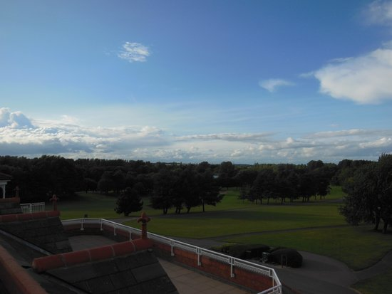The Belfry: Lovely Views
