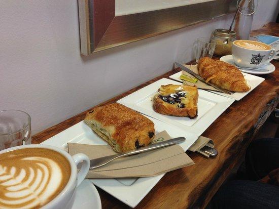 Spring Espresso : Our Breakfast!