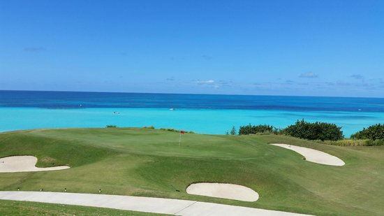 Pompano Beach Club : 8th green...