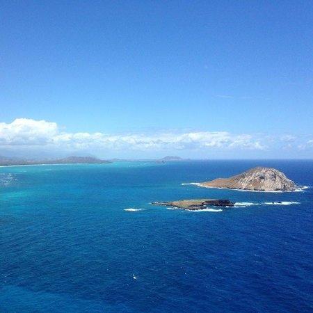 Hyatt Regency Waikiki Resort & Spa: Hiking north shore