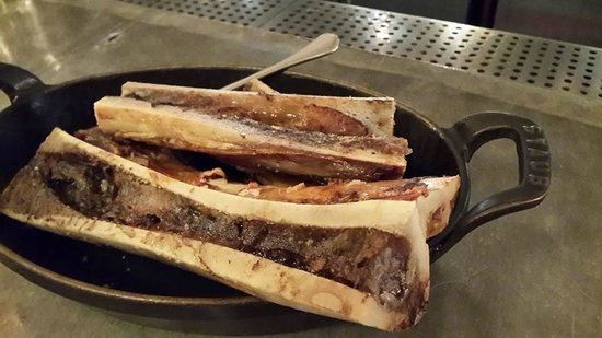 ‪‪Hawksmoor Seven Dials‬: Grilled bone marrow‬