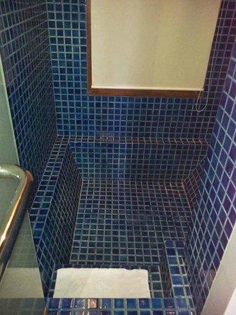 Renaissance Koh Samui Resort & Spa: sunken bath/shower