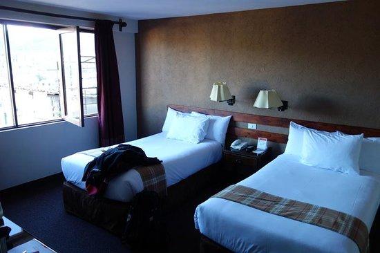 Casa Andina Standard Cusco San Blas: Blick ins Zimmer