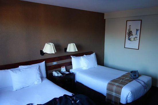 Casa Andina Standard Cusco San Blas : Blick ins Zimmer