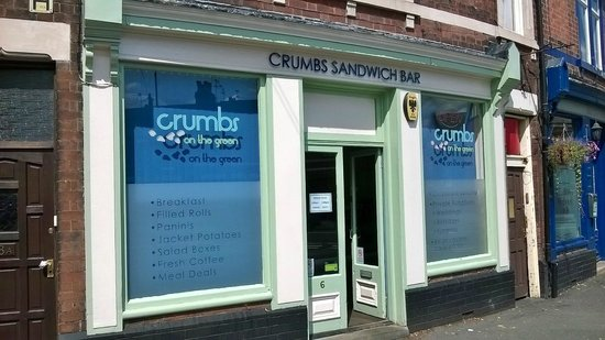 Crumbs Sandwich Bar