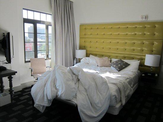 Padre Hotel: Corner Pocket Room